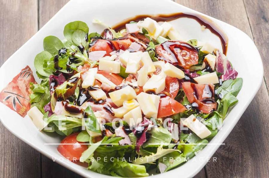Salade minute au Comté AOC (12 mois)